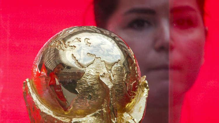 لأول مرة 4 منتخبات عربية في كأس العالم!