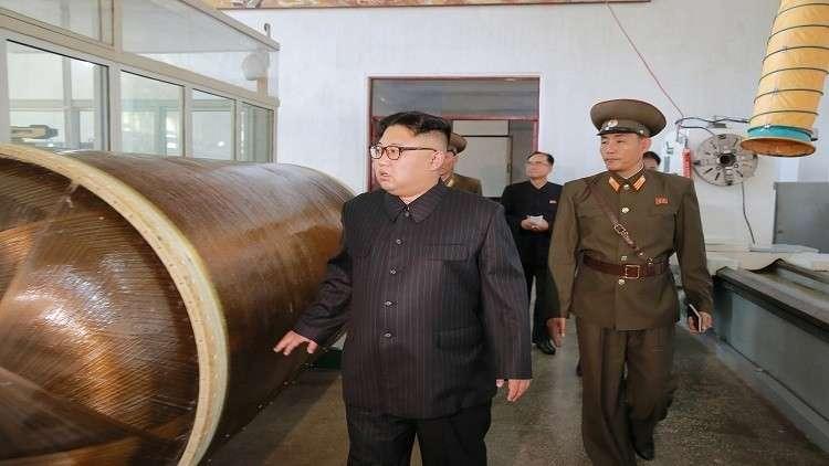 كوريا الشمالية أخطرت بوتين باستعدادها لضرب أمريكا
