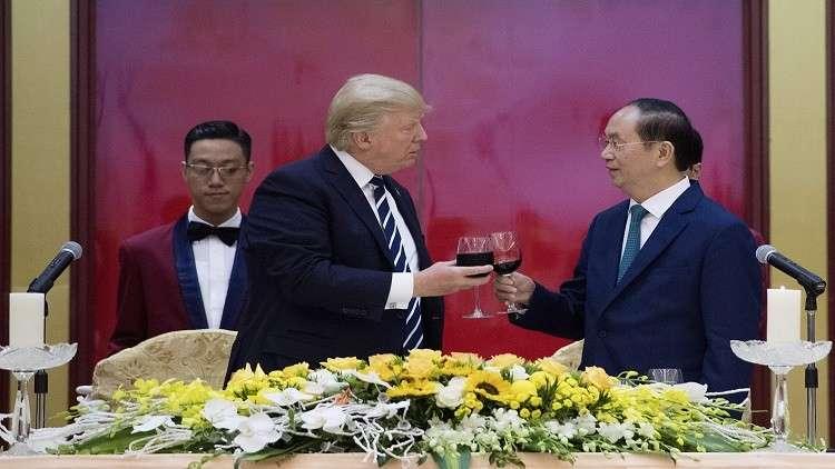 ترامب يعرض الوساطة بشأن بحر الصين الجنوبي