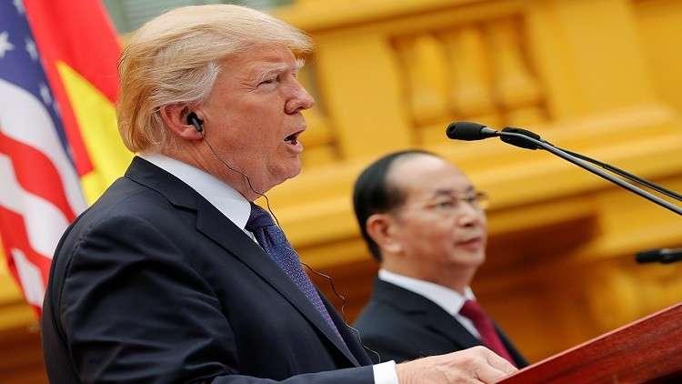 ترامب: ما أريده ليس الجدال مع بوتين بل العمل المشترك معه