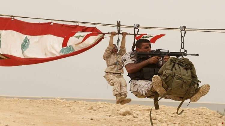 الجيش اللبناني يداهم مناطق في بعلبك بحثا عن السعودي المختطف