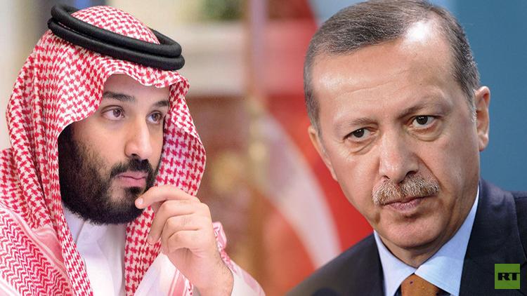 أردوغان لمحمد بن سلمان: لا يوجد شيء اسمه