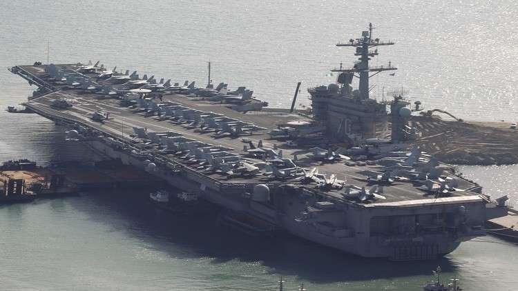 في سابقة تاريخية.. حاملة طائرات أمريكية تتوجه إلى فيتنام