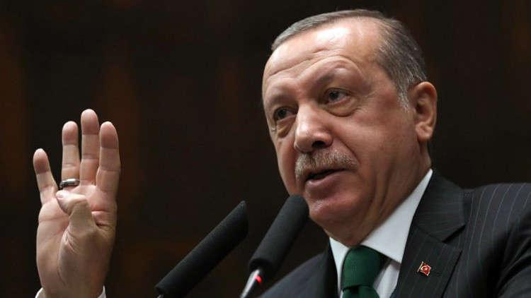 أردوغان: سنبحث مع الجانب الروسي مسألة مدينة عفرين السورية