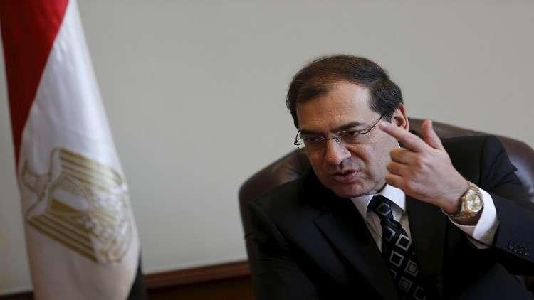مصر تكشف عن موعد إنتاج الغاز من أكبر حقول المتوسط