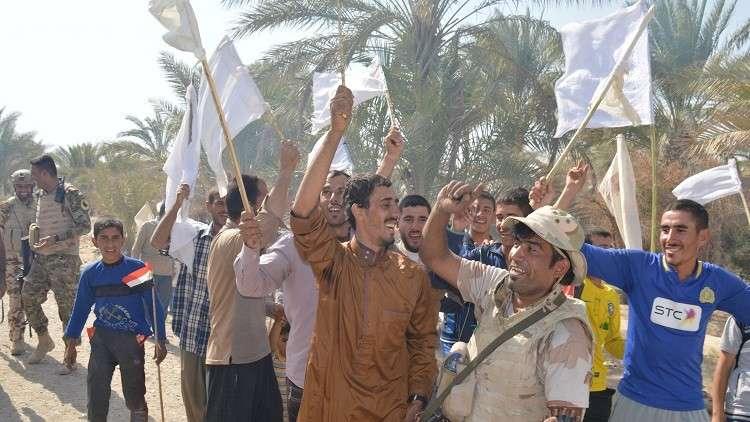 العشائر العراقية تعاقب أبناءها الذين انضموا لداعش