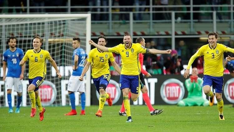 مفاجأة مدوية.. شمس إيطاليا تغيب عن كأس العالم لأول مرة منذ 60 عاما