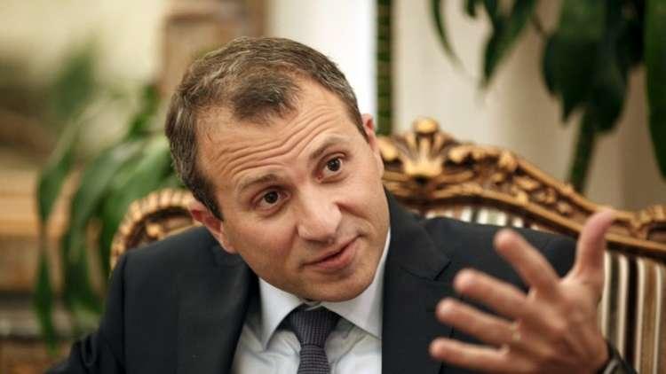 وزير الخارجية اللبناني: استقالة الحريري غير مستوفية الشروط