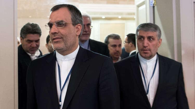 بوغدانوف يبحث مع أنصاري تعاون روسيا وإيران في تسوية الأزمة السورية