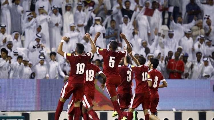 مونتاري ينقذ قطر .. (فيديو)