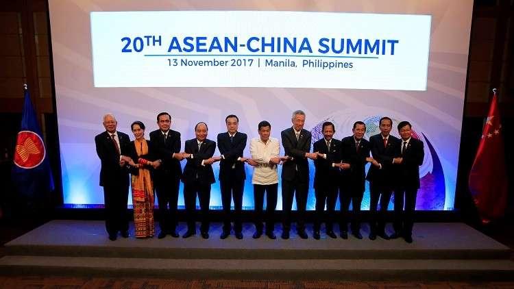 بكين: ميثاق شرف النشاط في بحر الصين الجنوبي سيحقق الاستقرار