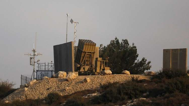 الجيش الإسرائيلي ينشر