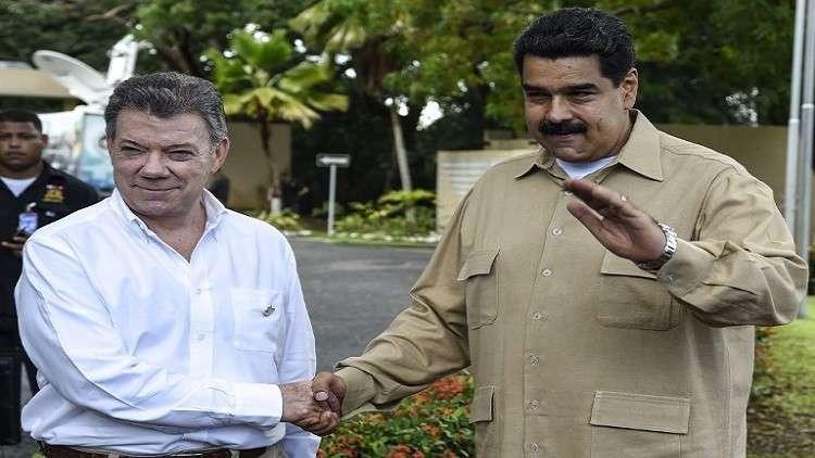 مادورو ينصح رئيس كولومبيا بتعاطي الكوكائين