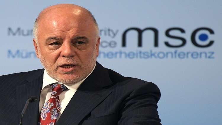 العبادي يكلف وزير خارجيته العمل للتهدئة في لبنان وسوريا واليمن