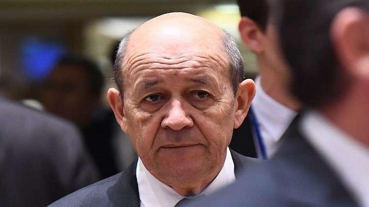 وزير الخارجية الفرنسي إلى الرياض للقاء الحريري