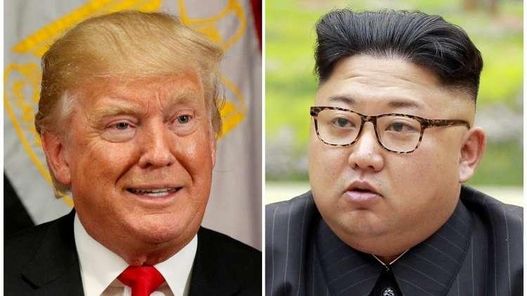 كوريا الشمالية تهاجم ترامب لإهانته الزعيم كيم
