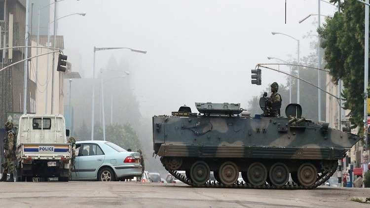 الأمم المتحدة تدعو إلى ضبط النفس في زيمبابوي