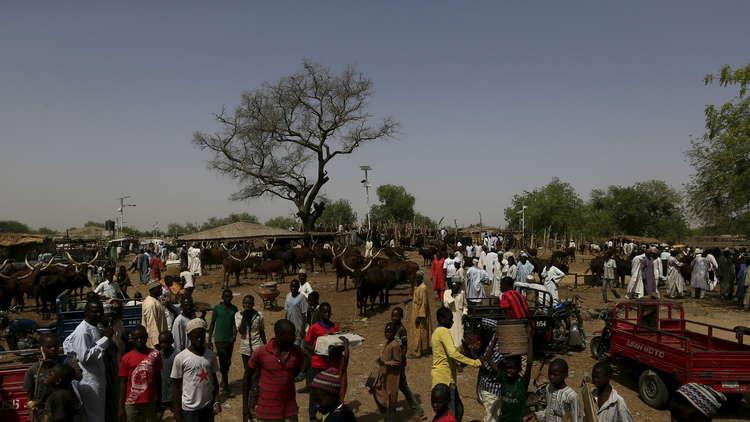 مقتل 10 أشخاص بهجوم انتحاري في نيجيريا