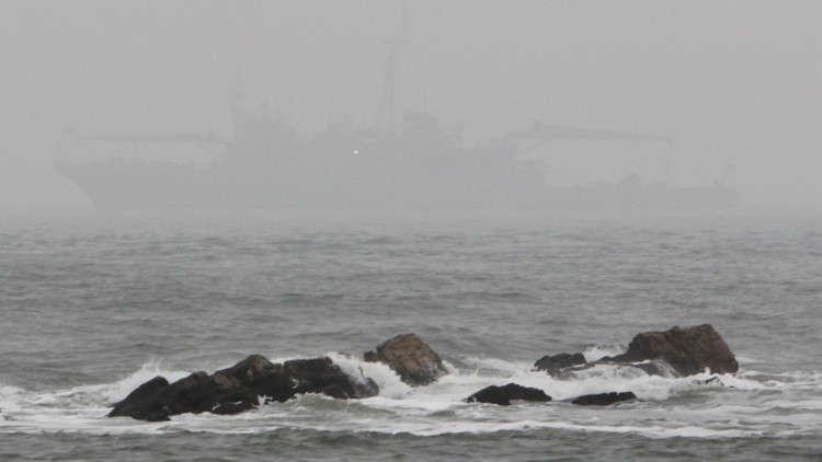 اليابان تنقذ بحارة من كوريا الشمالية وتعيدهم لبلادهم