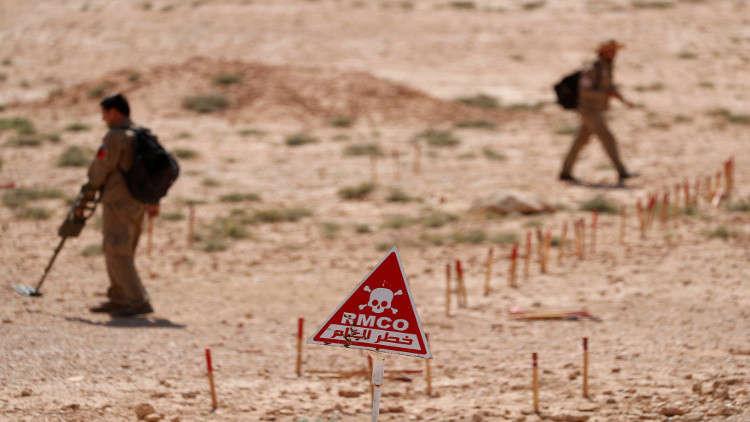 الدوما ينفي مشاركة شركات روسية خاصة في عملية نزع الألغام في سوريا