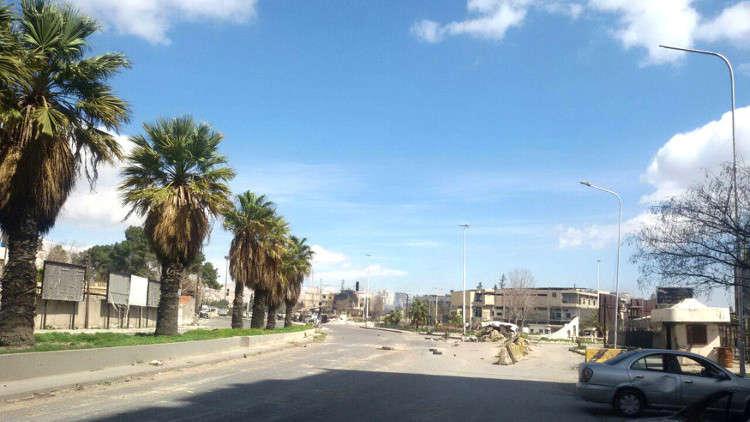 مقتل 7 أشخاص وجرح 45 جراء استهداف مناطق سكنية في دمشق وحمص