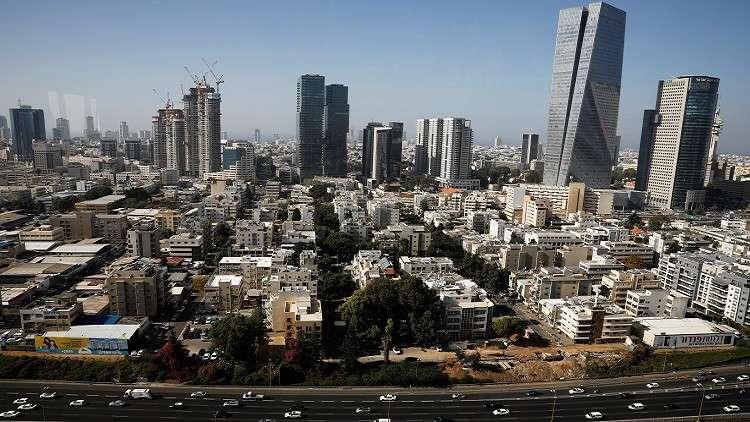 بالفيديو.. انفجار سيارة يهز تل أبيب