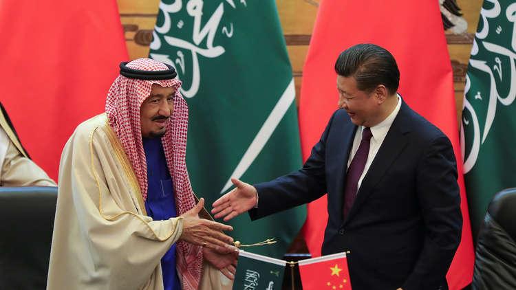 الرئيس الصيني للعاهل السعودي: عزمنا على تعميق الشراكة غير قابل للتغير