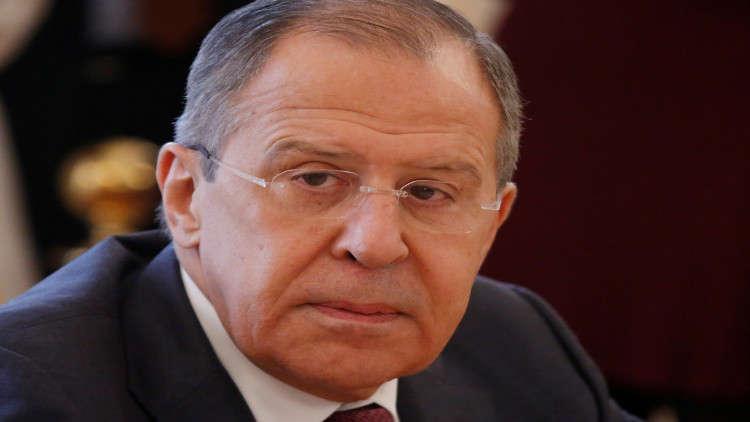 لافروف: نحترم حرية الشعوب ولا نتدخل في الشؤون الداخلية للدول الأخرى