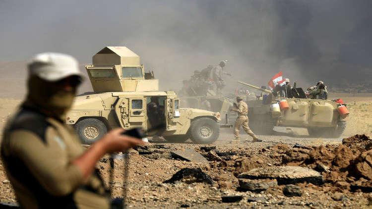 العراق.. تحرير قضاء راوة بالكامل وانتهاء تنظيم
