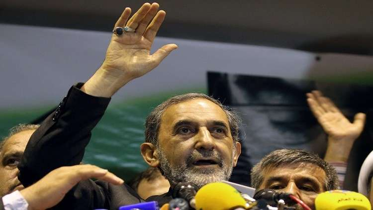 ولايتي: برنامج إيران البالستي