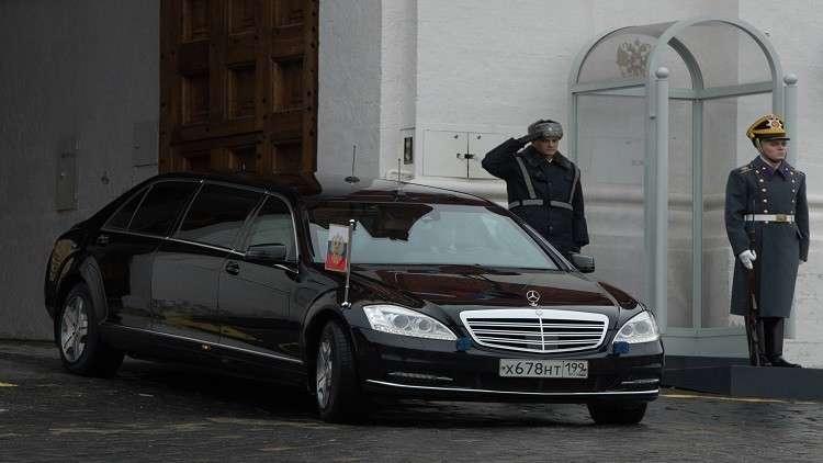 الكرملين: مكالمات خارجية أبلغت بوجود متفجرات في طريق موكب بوتين