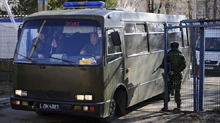 كييف تبدي استعدادها للتوصل إلى حل وسط لتبادل الأسرى مع دونباس