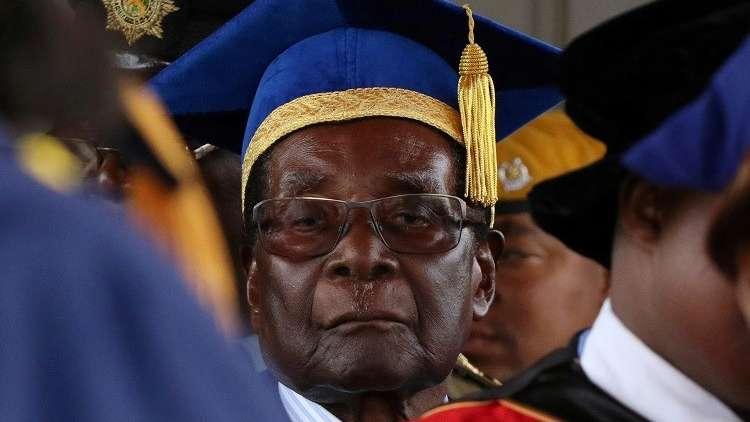 زيمبابوي.. الحزب الحاكم يستعد لإقالة موغابي يوم الأحد