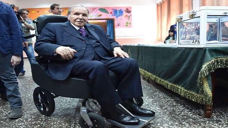 مقرب من الرئيس الجزائري: بوتفليقة ينوي الترشح لعهدة رئاسية خامسة