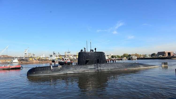 الأقمار الاصطناعية ترصد إشارات اتصال يرجح أنها من الغواصة الأرجنتينية المفقودة منذ أيام