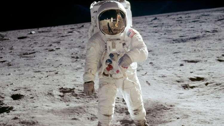 صورة جديدة تثير الشكوك مجددا حول صحة هبوط الإنسان على سطح القمر