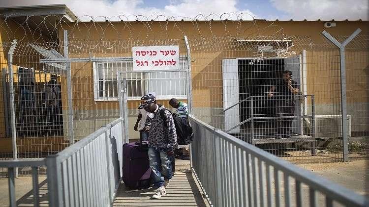 إسرائيل ترحل 40 ألف لاجئ إفريقي