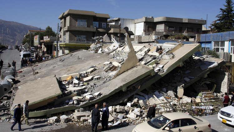 تحذير خطير من العلماء: 2018 عام الزلازل المدمرة!