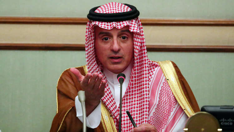 الجبير من القاهرة: ننتظر إجراءات قطر بحق الإخوان المسلمين