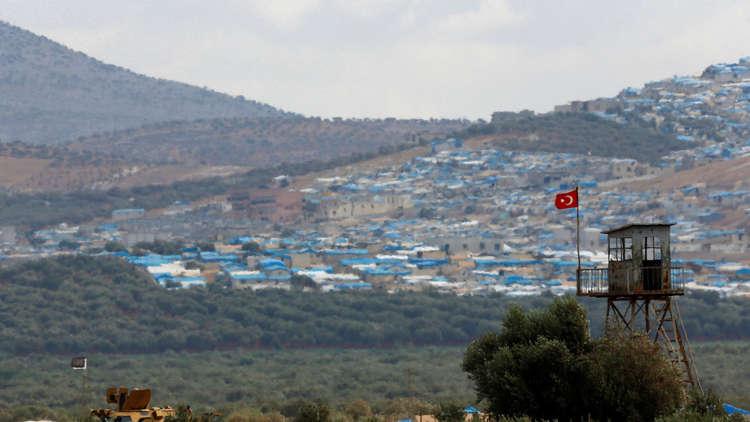 مسلحون أكراد قصفوا نقطة للجيش التركي قرب عفرين