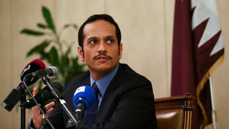 وزير الخارجية القطري: من مصلحتنا أن تبقى مصر آمنة ومستقرة