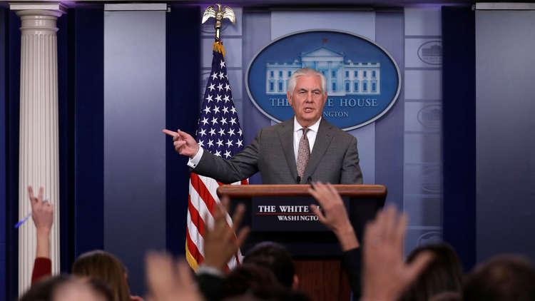تيلرسون يبرر قرار إعادة كوريا الشمالية إلى قائمة الدول الراعية للإرهاب