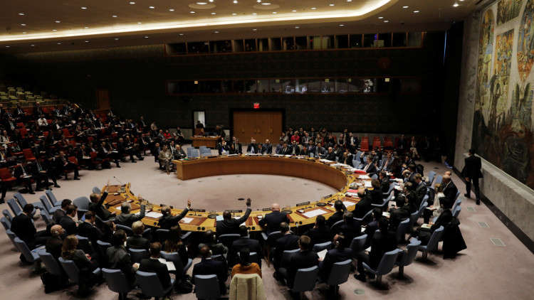 واشنطن ترفض إدانة قصف السفارة الروسية في دمشق