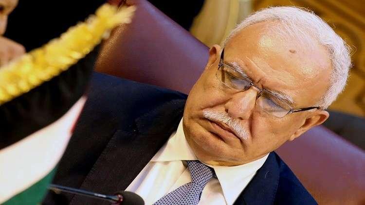 رياض المالكي: الفلسطينيون جمدوا الاجتماعات مع الأمريكيين