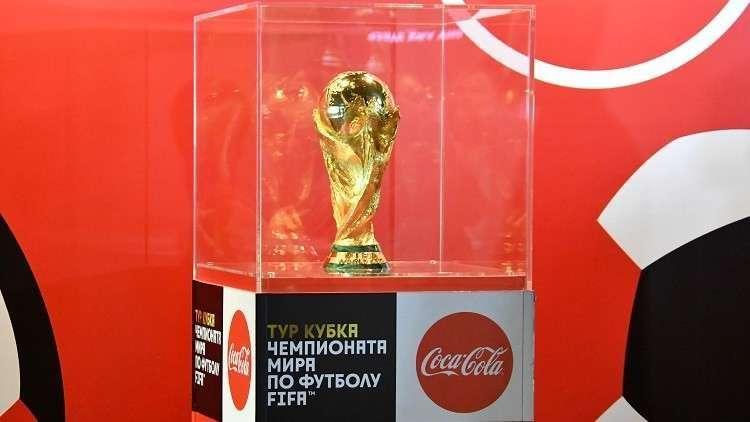 قرعة مونديال روسيا بحضور كوكبة من نجوم كرة القدم