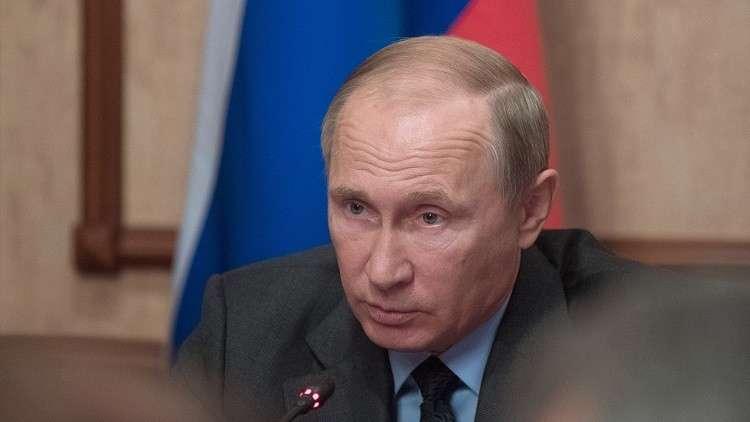 بوتين: القوات المسلحة الروسية تسلمت 3.4 ألف قطعة سلاح حديثة