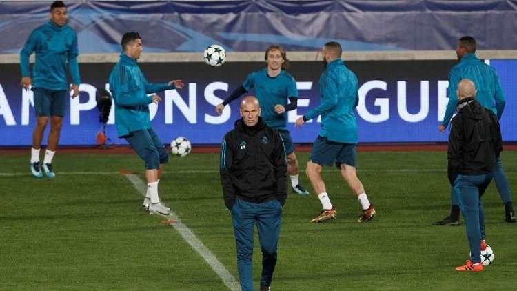 غياب نجمين في تشكيلة ريال مدريد ضد مضيفه أبويل نيقوسيا