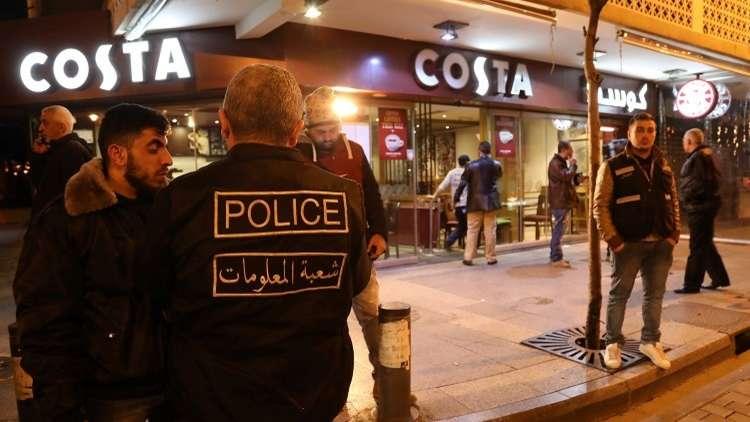 الأمن اللبناني: إحراق سيارتين سعوديتين في بيروت خلافات شخصية