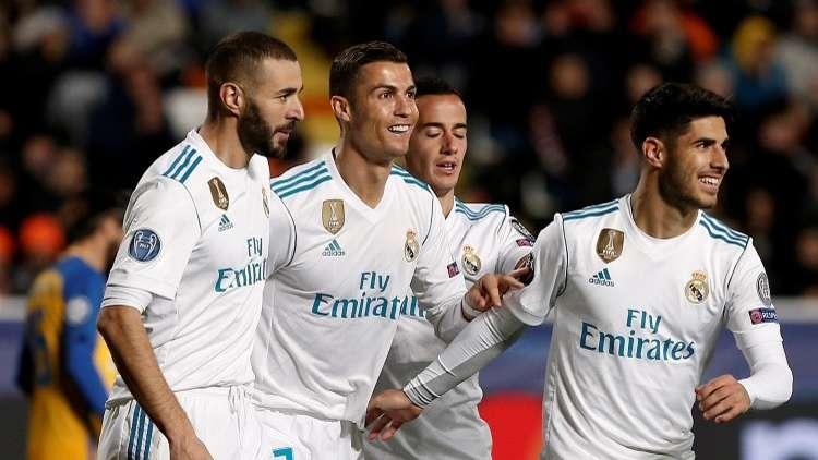 بالفيديو.. ريال مدريد يصب جام غضبه على أبويل نيقوسيا