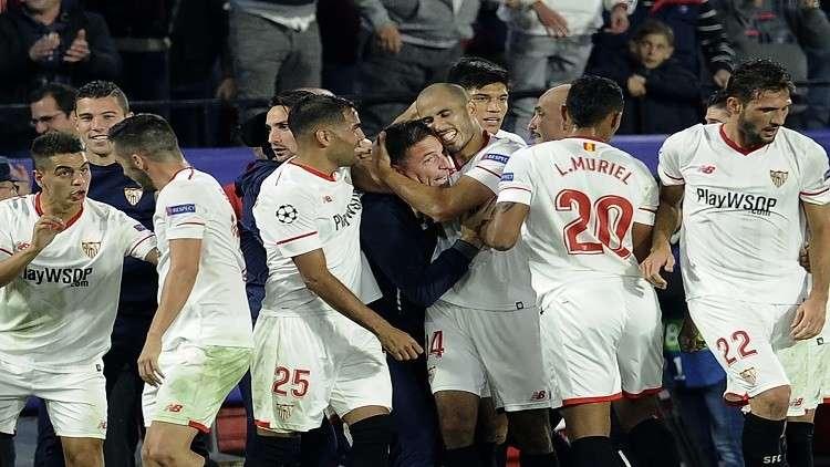 خبر صادم لعشاق إشبيلية بعد تألق فريقهم أمام ليفربول
